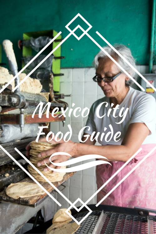 Mexico City Food Guide