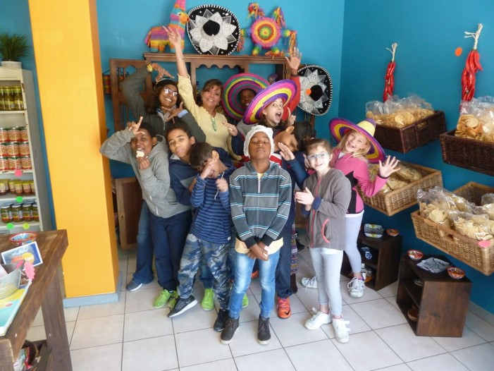 Nkowa Private School Visits Our Factory