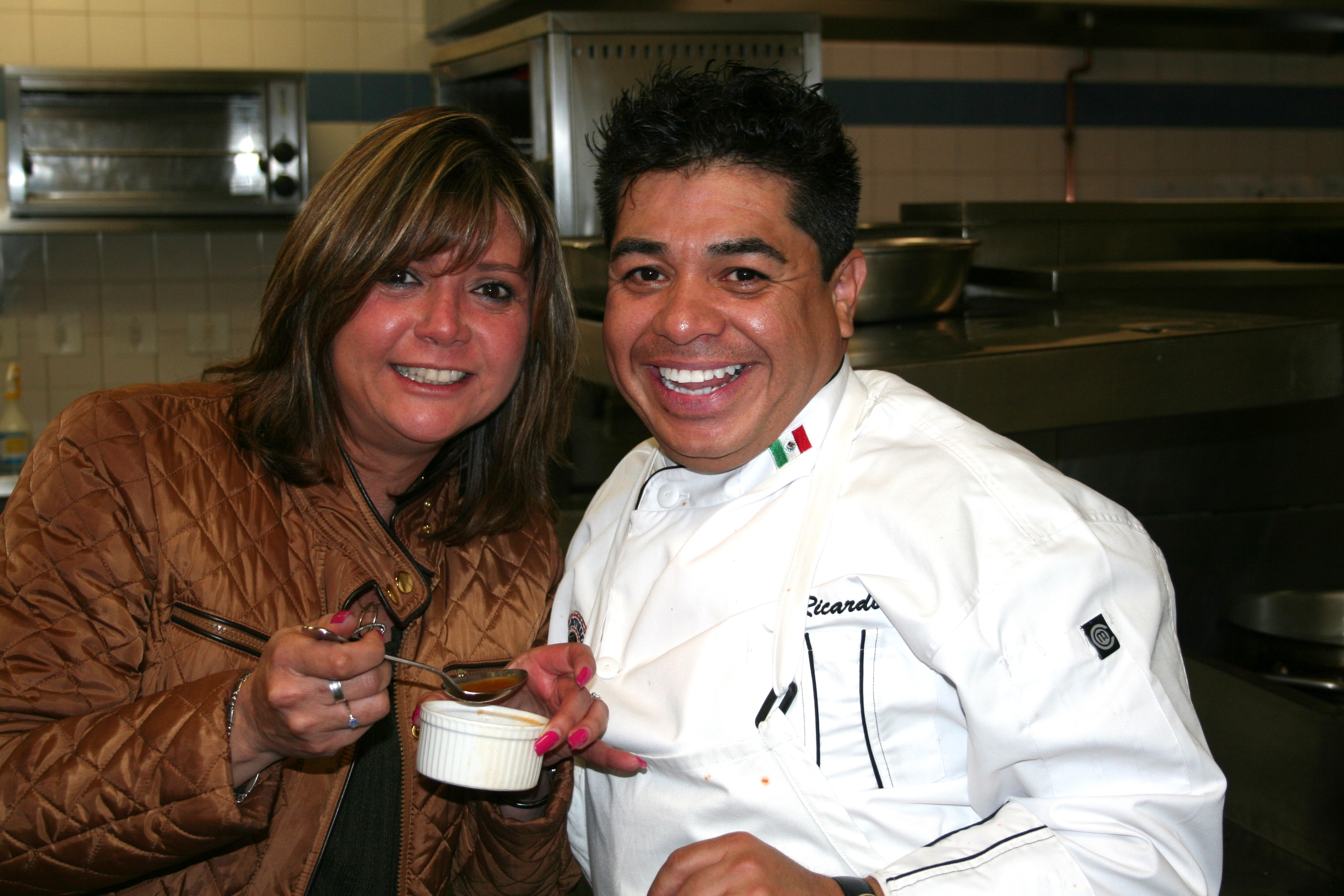 Wine Connect Authentic Mexican Cuisine Event with Chef Ricardo Palomar - 27 July 2017