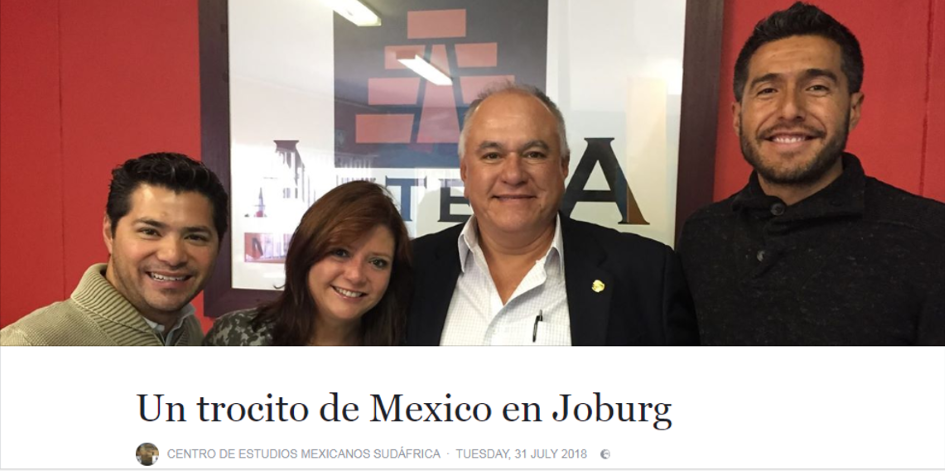 A piece of Mexico in Joburg
