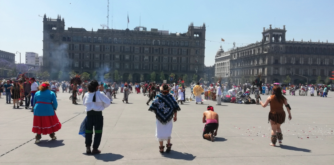 From Mexico City – Recent  History and Culture