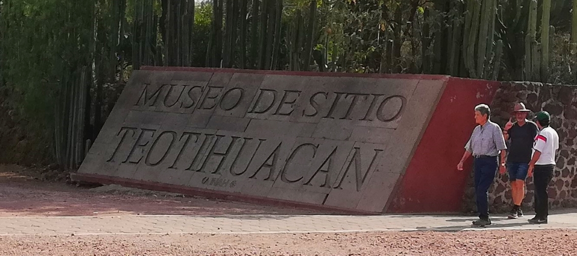From Mexico City – Teotihuacan